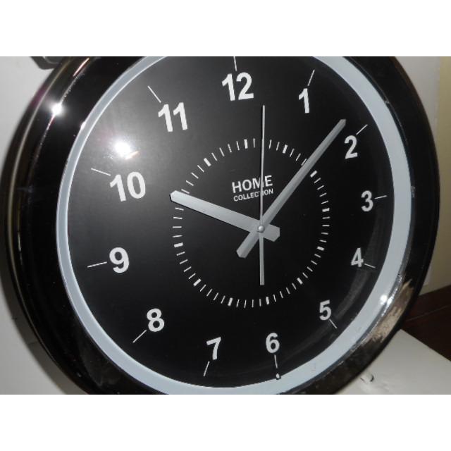 "Mid Century Modern Wall Clock 25"" - Image 3 of 6"