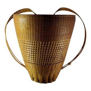 Woven Adirondack Gathering Basket