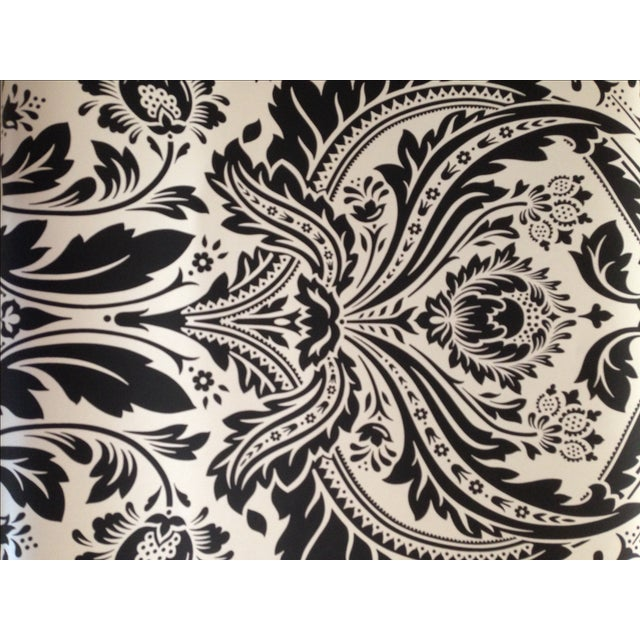 Image of Black and Pearl Graham and Brown Wallpaper