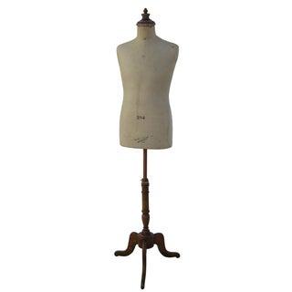 Antique French Mannequin Dress Form