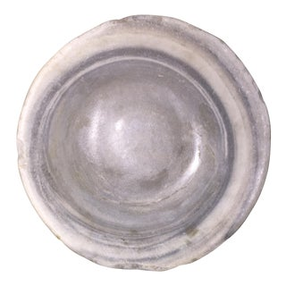 Ancient Marble Bowl