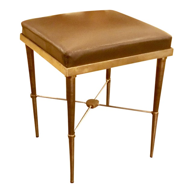 Caracole Haute Seat Stool - A Pair - Image 1 of 6