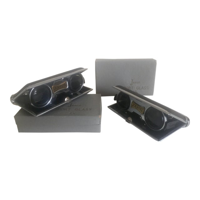 Mid-Century Jason Sport Glasses Binoculars - A Pair - Image 1 of 7