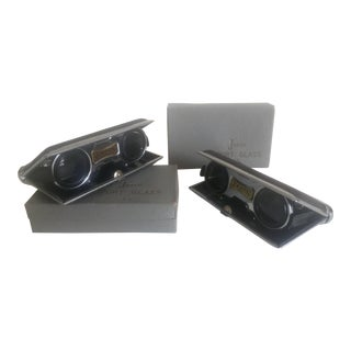 Mid-Century Jason Sport Glasses Binoculars - A Pair