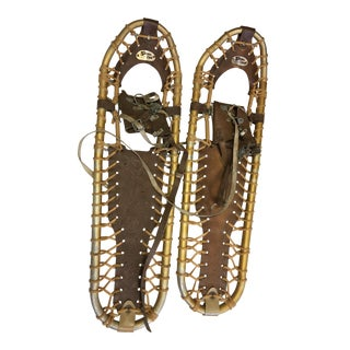 Vintage Sherpa Claws Snowshoes - A Pair