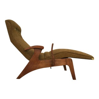 Relaxa Lounge Mid-Century Lounge Chair