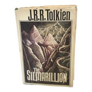 The Silmarillion by J. R. R. Tolkien First Edition Book
