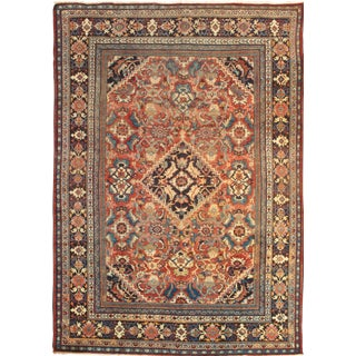 "Pasargad NY Antique Persian Mahal Lamb's Wool Rug - 8'7"" x 12'5"""