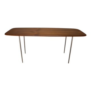 Mid-Century Teak Coffee Table After Borge Mogensen