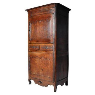 French Provincial Style Armoire