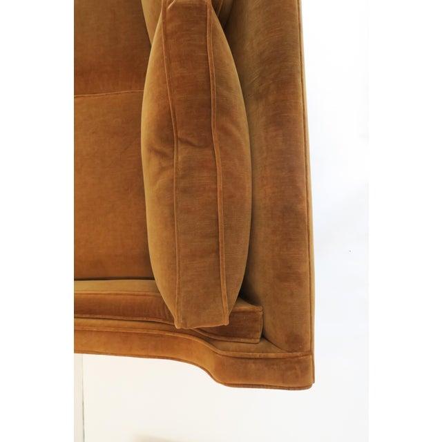 Custom Modern Thin Arm Sofa - Image 8 of 8