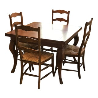 Pierre Deux Breakfast Table & Chairs