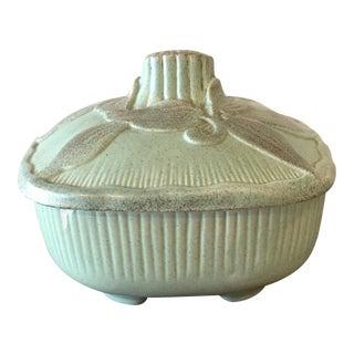 California Pottery Vanity Box