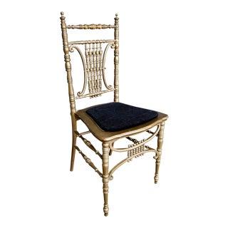 Antique Victorian Chiavari Ballroom Chair