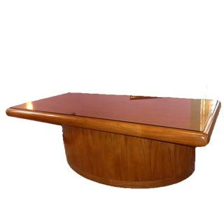 Dyrlund Rosewood Executive Desk