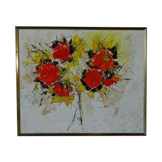 Sara Masterson Flowers Painting