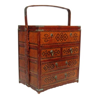 Vintage Chinese Chest