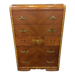 Art Deo Chest of Drawers