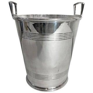 Sheffield Plate Regency Style Champagne Bucket