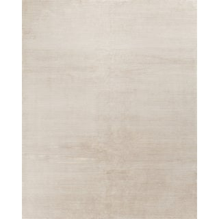Modern Contemporary Hand Knotted Wool Rug - 8′ × 9′10″