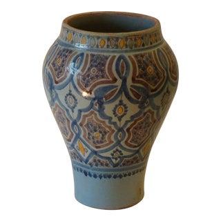 North African Ceramic Vase