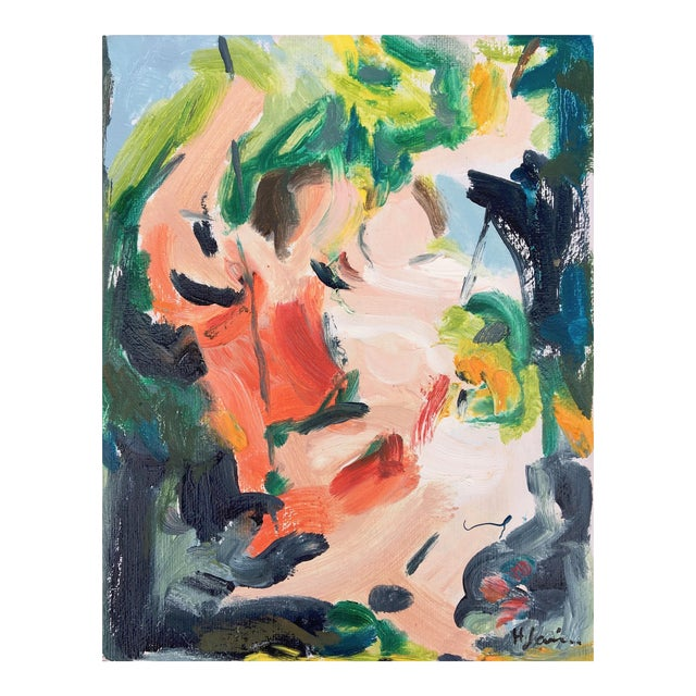 Romance on a Swing - Image 1 of 5