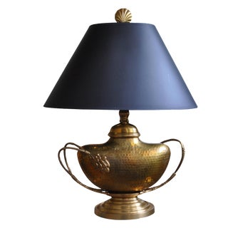Chapman Brass Trophy Lamp