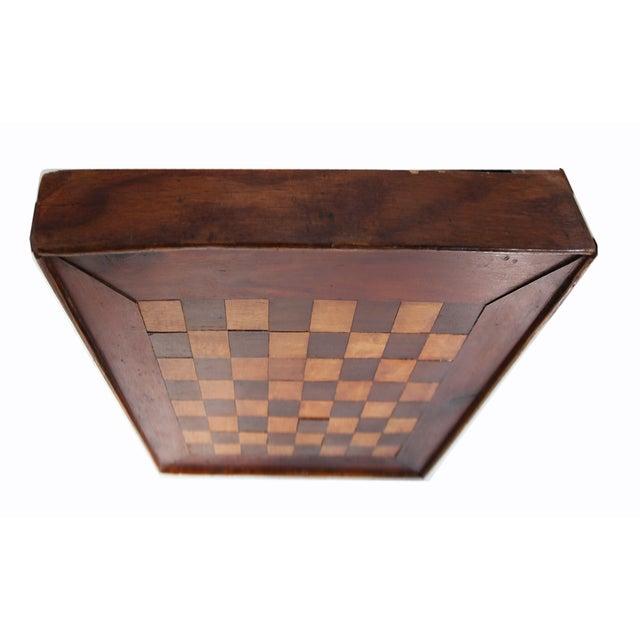 Image of Vintage Checkerboard
