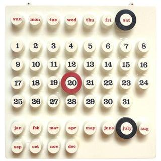 Ring O Date Perpetual Calendar
