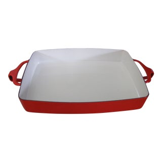 Dasnk Design Red Lasagne Baker