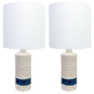 Bitossi for Bergboms Table Lamps - A Pair