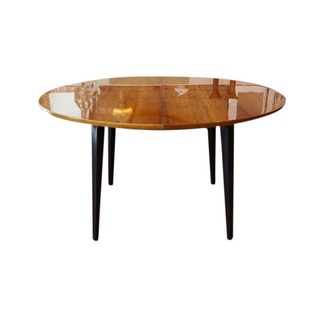 Edward Wormley Dinning Table - Image 1 of 9