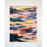 Image of Kelly Johnston Landscape Abstract Painting