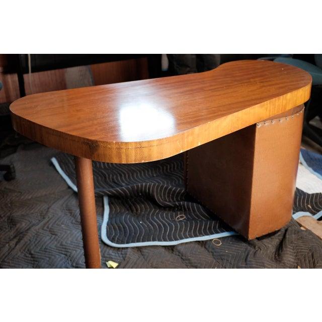 Gilbert Rhode for Herman Miller Kidney Desk - Image 7 of 8