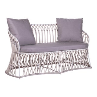 David Francis Outdoor Loveseat