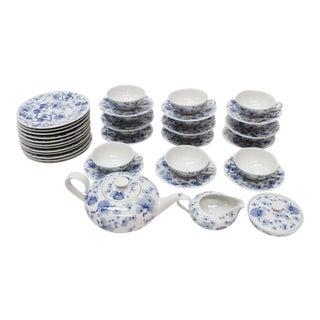 Heinrich Germany Villeroy & Bosch Ceylon Tea Service- 39 Pieces