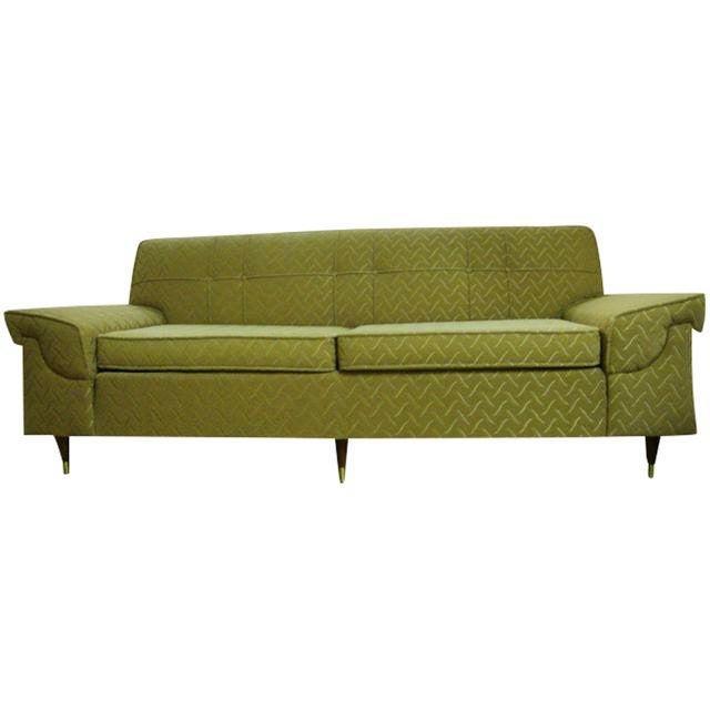 Image of Vintage 1962 Kroehler Sofa