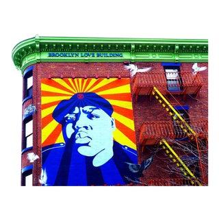 """Brooklyn Love"" Contemporary New York Street Art Photo"