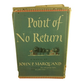 1949 The Point of No Return Book