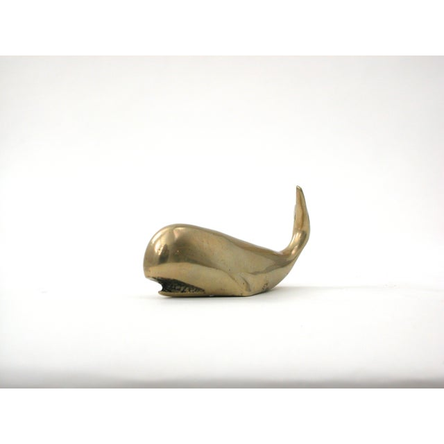 Brass Whale - Image 8 of 8