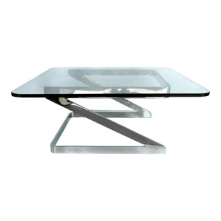 Gary Gutterman Cantilever Coffee Table
