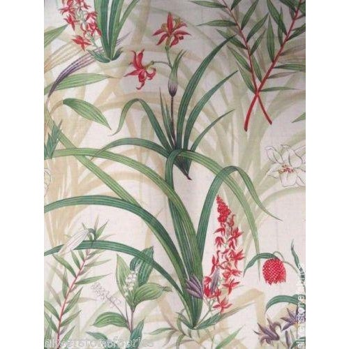 Image of Clarence House Raggiante Floral Print - 11 Yards