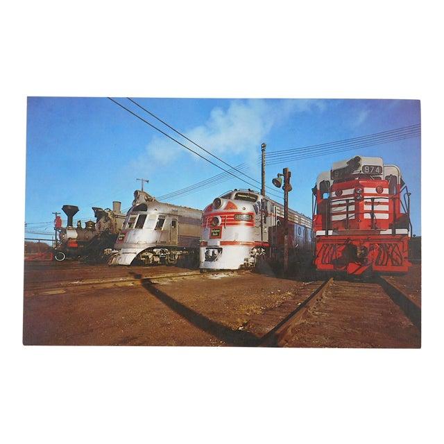 Vintage Railroad Locomotive Photo - Image 1 of 3