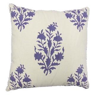 "Madeline Weinrib Lavender ""Keri"" Pillow"