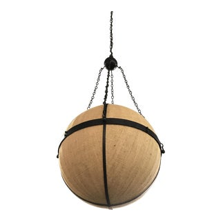 Currey & Company Sphere Pendant Chandelier
