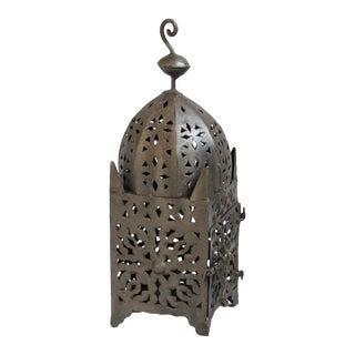 Iron Kasbah Lantern
