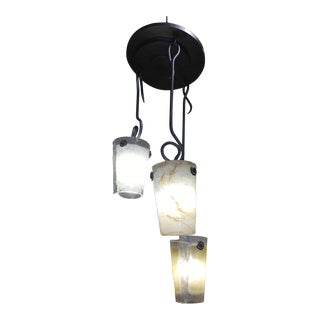 Tribecca 3 Light Pendant by Kaico