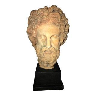 Alva Studios Hellenistic Bust of Asklepios