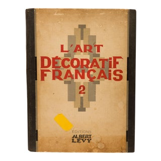 L'Art Decoratif Français 2