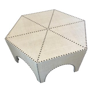 Palecek Casablanca Modern Coffee Table